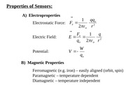 C - Detailed derivations - Thermal Sensors-I
