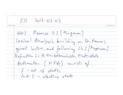Compiler Construction Notes 6