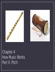 World Music Chapter 4 Powerpoint Spring 2016