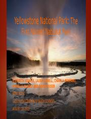 Yellowstone National Park.pptx