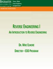 Week_8_Lecture_8_Reverse_Engineering_I(1)