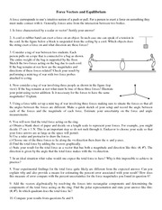 Physics 6 Notes LAB_equil