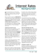 4. Interest Rates (Ch7)