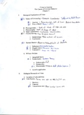 CRIJ 1307 CH. 5 NOTES
