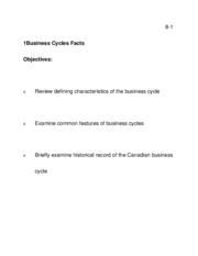 Chapter1_Business Cycle