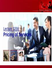 Services-Marketing_Lecture 12(b)