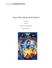 Snow White and the Seven Dwarfs.docx