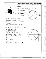 821_Mechanics Homework Mechanics of Materials Solution