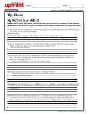 My Mother Is an Addict  Close Reading Questions (1)-1 (1).pdf