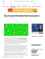 Does The Internet Really Make Public Shaming Worse_ _ Huffington Post.pdf