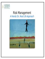Plan for and Manage Risks 2015-3-8.pptx