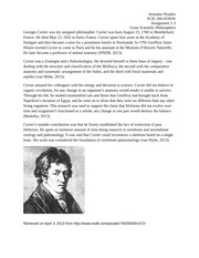 Assignment 1-3_Georges Cuvier