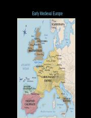 Chapter 11 Early Medieval Europe.ppt