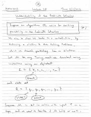 2016MATH3066Lecture38