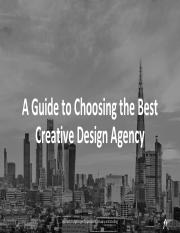 14 28Jan19 Creative Design - A Guide to Choosing The Best Creative Design Agency.pdf