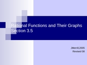 3.5-RationalFunctions