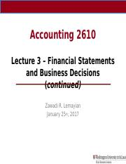 Acct 2610 Class 3_Student Updated.pptx