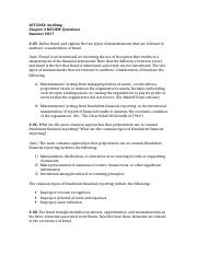 ACT24X Auditing Chapter 2 Review Questions.doc