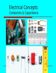Lecture 7-221 - Conductors and Capacitance F16.pptx