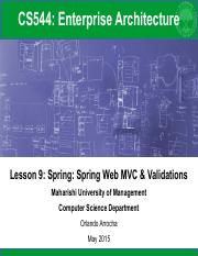 Lesson+09-WebMVC+Validations