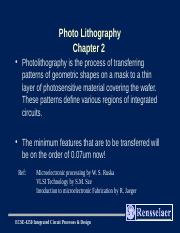 10-photolithography