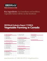 11120CA Vegetable Farming in Canada Industry Report (1)