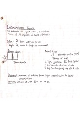 ap bio cell membrane notes