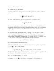 Lecture 2 - Problems b (solution)