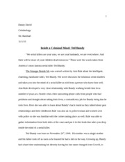 Related AS and A Level Crime & Deviance essays