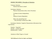 CB 03 Attention and Memory Handout