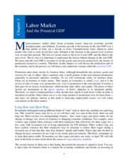 Chapter 03 _The Labor Market_