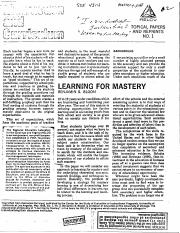 BloomTheoreticalfoundationforMasterylearning.pdf