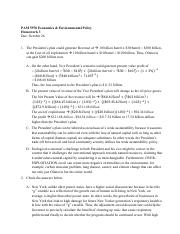 Economics and Environemental Policy HW3 - ANSWER.pdf