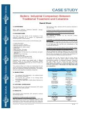 2006 06 CS-06-P-03 Compar tradit treatment vs Cetamine BOILERS.pdf