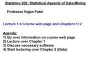 Stats 202 - Lecture 1