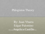 Phlogiston Powerpoint