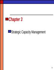 Ch3_Strategic Capacity Management_20160324