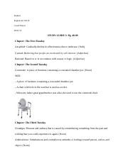 Tuesday with Morrie Study Guide 3.docx