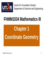 FHMM1034_Chapter_1_Coordinate_Geometry_201610_standardised_1_.ppt