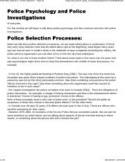 CPSY300, Module 2 - Police Selection - Topic #1.pdf