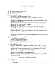 POL 1101- American Government- Ch. 13 Outline.docx