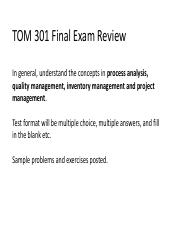 TOM301-Final Exam Review Topics(1).pdf