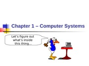CS345 01 - OS Overview