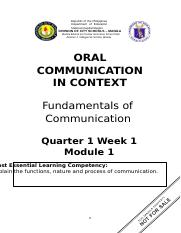 ORAL COMMUNICATION_Q1_W1_Mod1_Fundamental of Communication-converted.docx