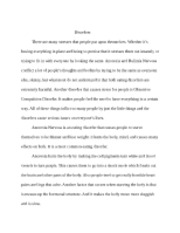 Eating disorders essay health