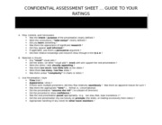 USC-466-Confidential Assessment Guide