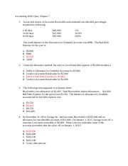 Chapter 7 Financial - Quiz Key.docx