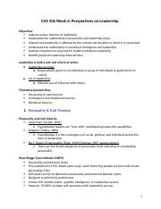 CHS 306 Week 6 notes.docx