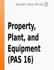 Property, Plant, and Equipment.pptx