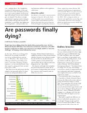 Are-passwords-finally-dying-_2016_Network-Security